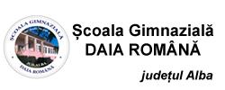 Scoala Gimnazială Daia Română